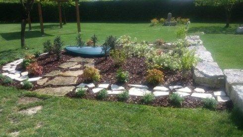 Creazione giardini