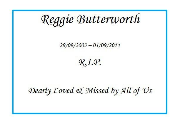 reggie butterworth