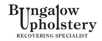 bungalow upholstery logo