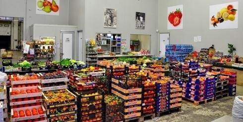 Vendita frutta e verdura