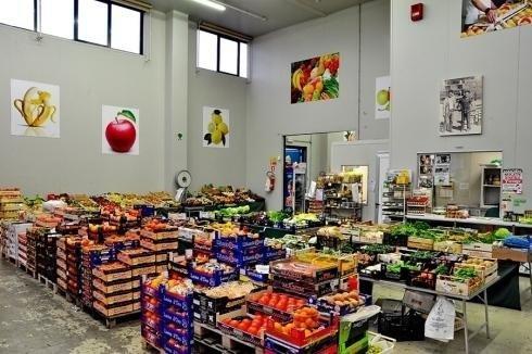 Ortociccio frutta e verdura