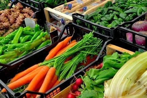 Vendita verdure