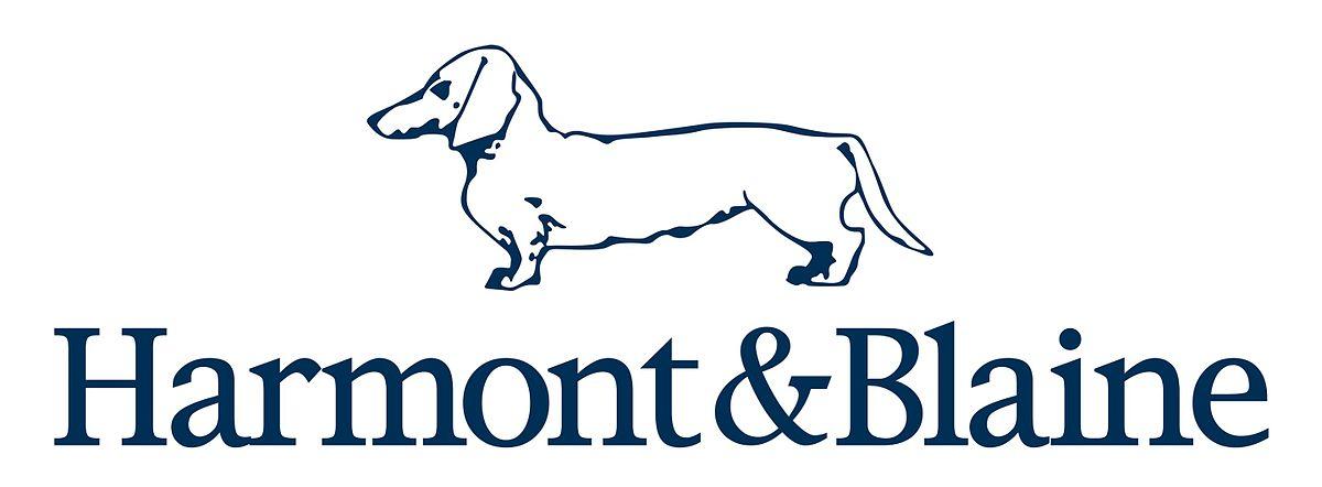 harmont blaine logo