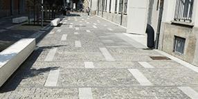 pavimentazioni urbane
