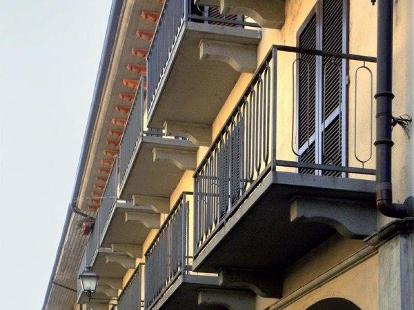 modiglioni e balconi