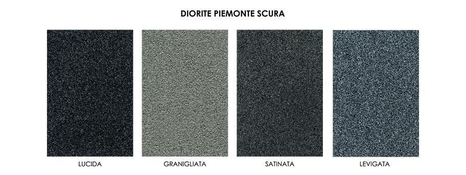 diorite piemonte scura