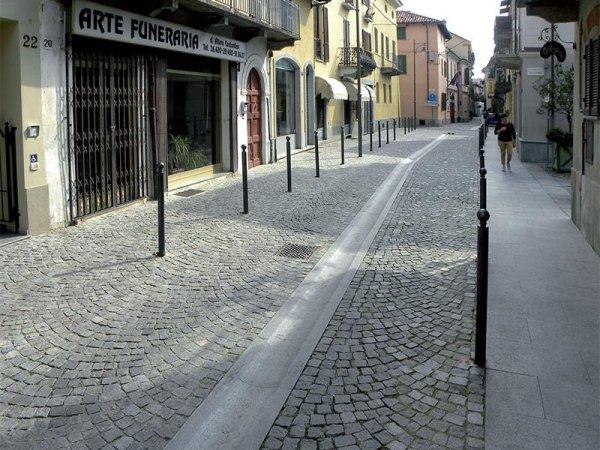pavimentazioni cubetti diorite