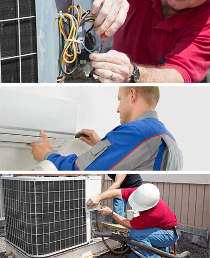 hvac repair Trumbull, CT