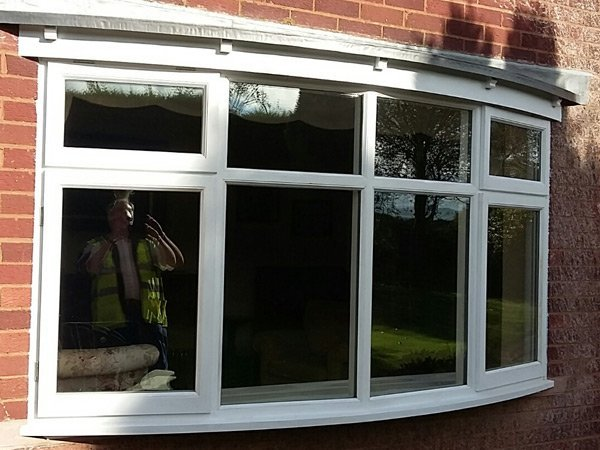 Wooden Window in Willenhall by M&S Joinery