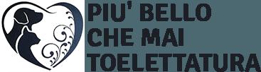 PIU' BELLO CHE MAI TOELETTATURA - LOGO