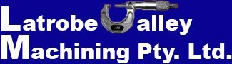 latrobe valley machining pty ltd business logo