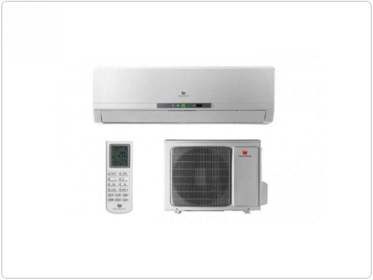 un motore di un climatizzatore, un telecomando e un condizionatore