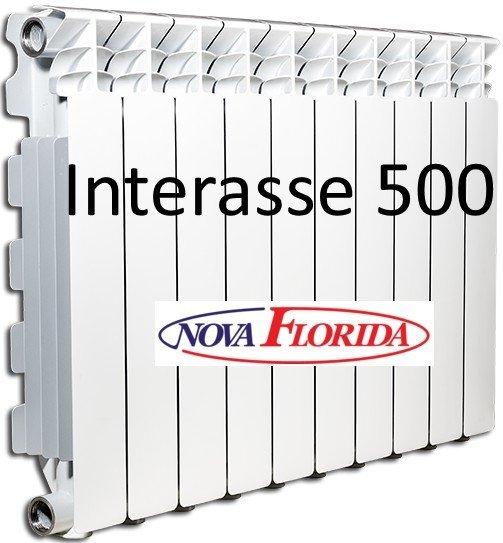 un calorifero Interasse 500 Nova Florida