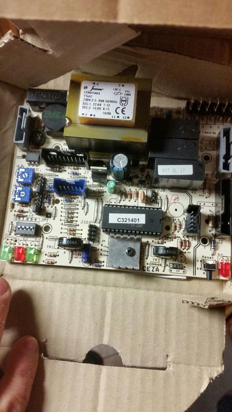 parti elettronice