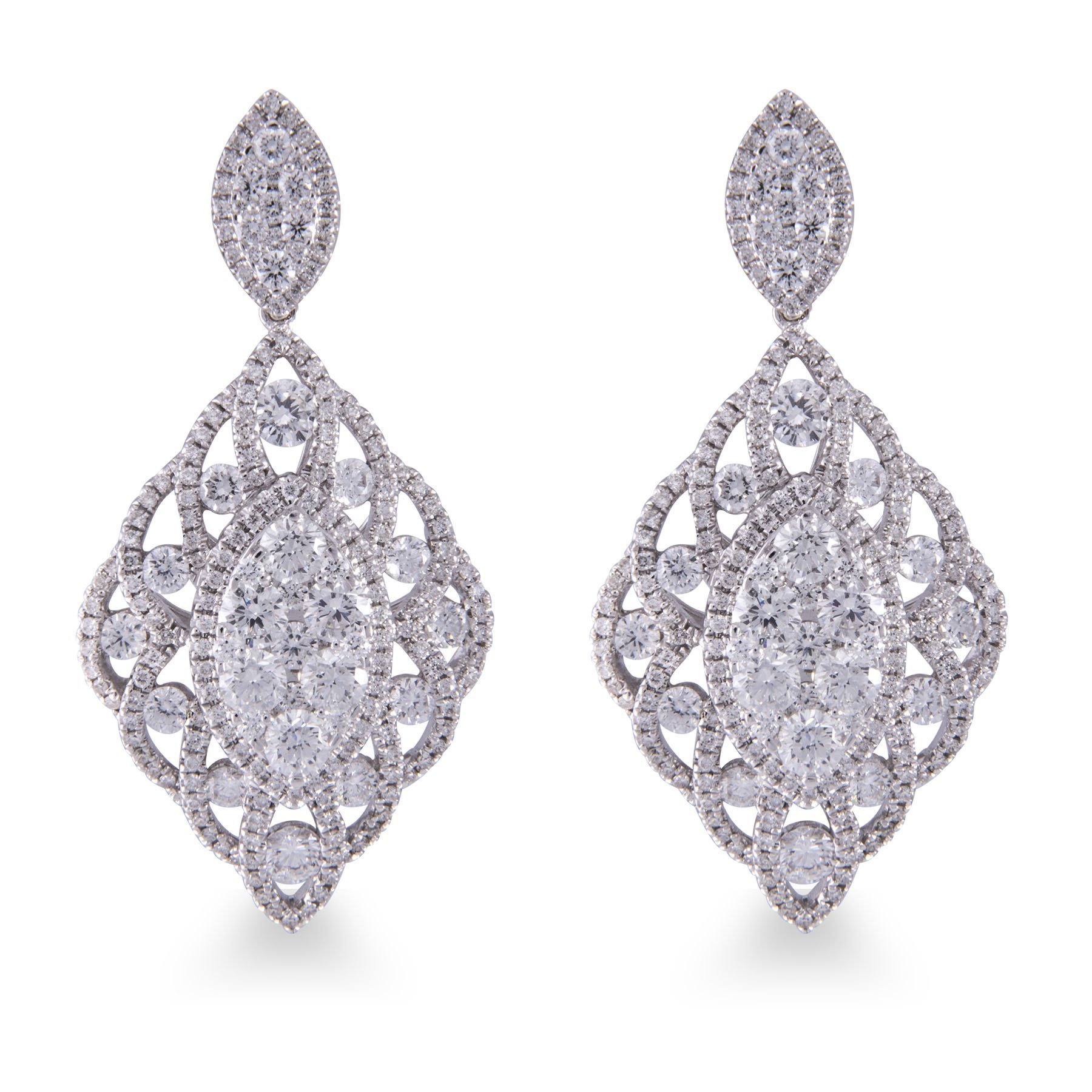 Wholesale Diamond Earrings Dallas TX Diamond Mounting