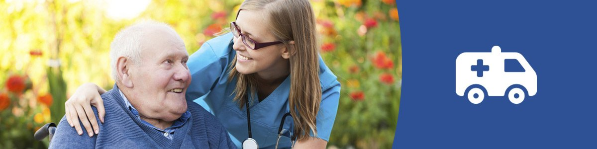 Nurse providing disability support services in Sydney