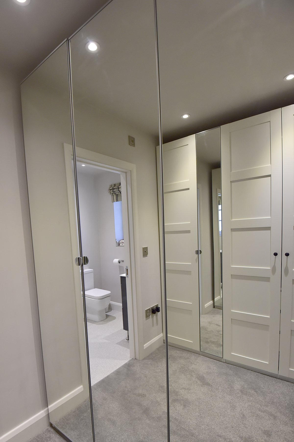 Bathroom installations in berkhamsted hertfordshire Master bedroom ensuite and dressing room
