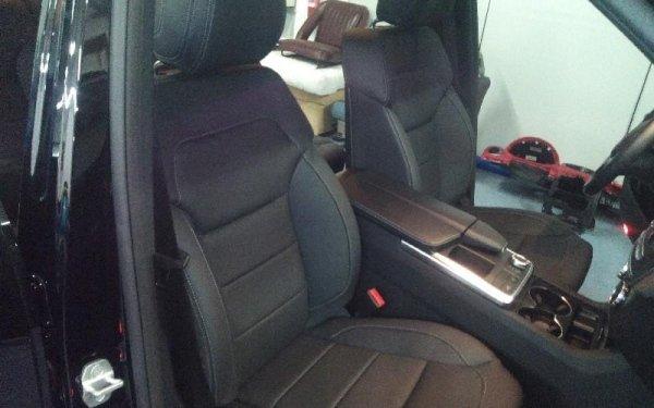 Igienizzazione tappezzeria auto