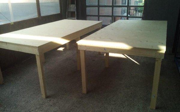 Tavoli da tappezziere