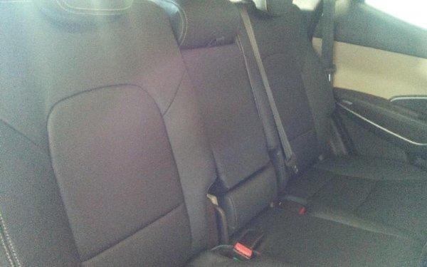 Igienizzazione sedili auto