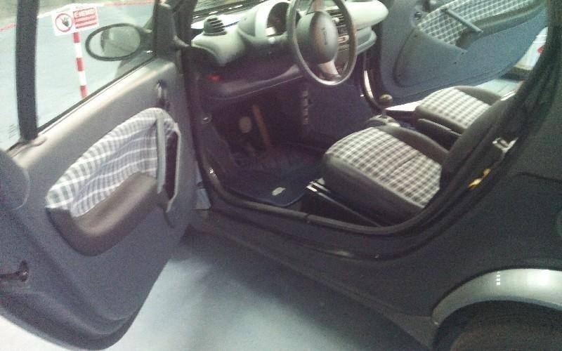Igienizzazione interno auto