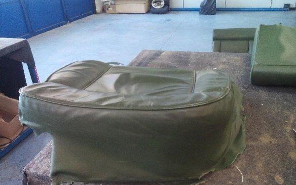Riparazione sedili per auto