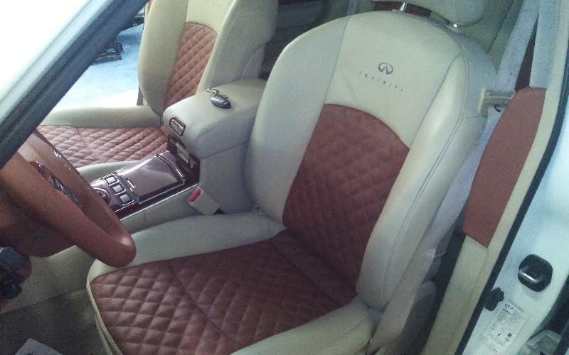 Personalizzazione sedili auto