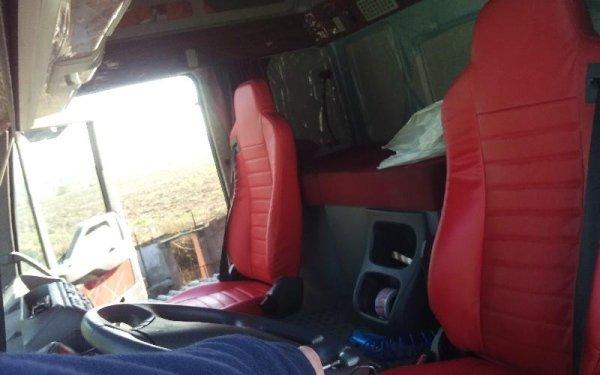 Tappezzeria per camion e furgoni