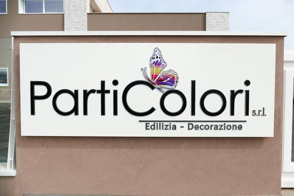 Particolori srl - Colori, vernici e smalti