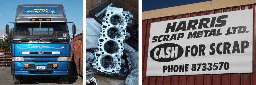Scrap metal business in Hastings