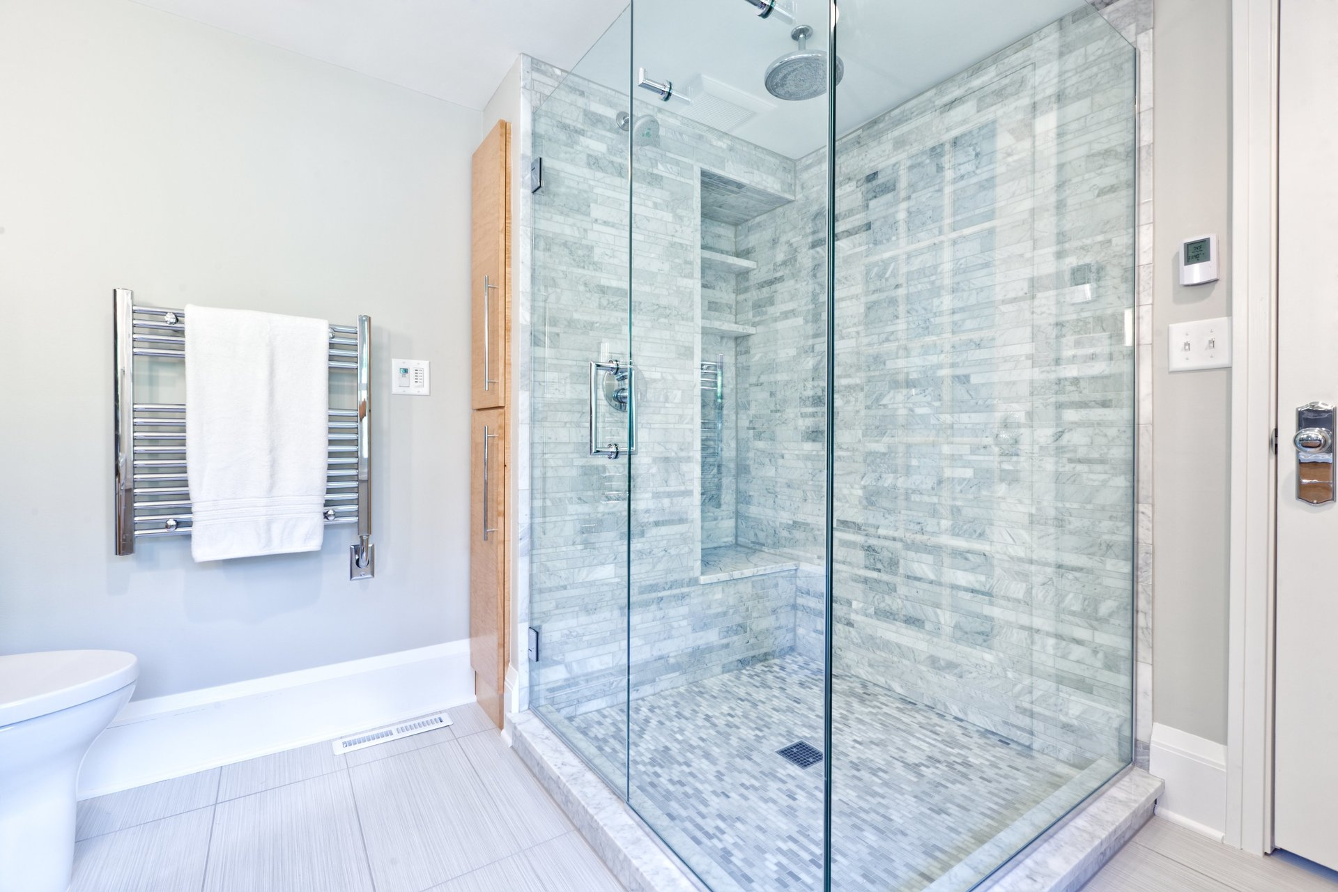 How to Care for Your Frameless Shower
