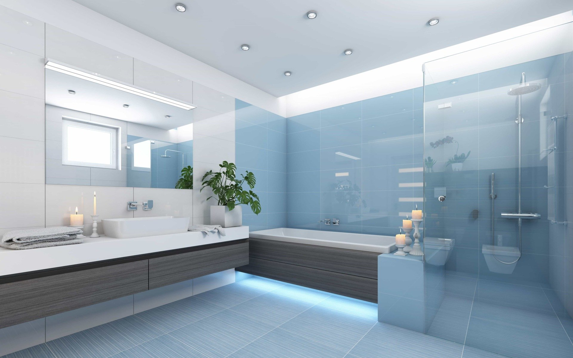 7 Reasons Why Frameless Shower Doors Are The Way To Go