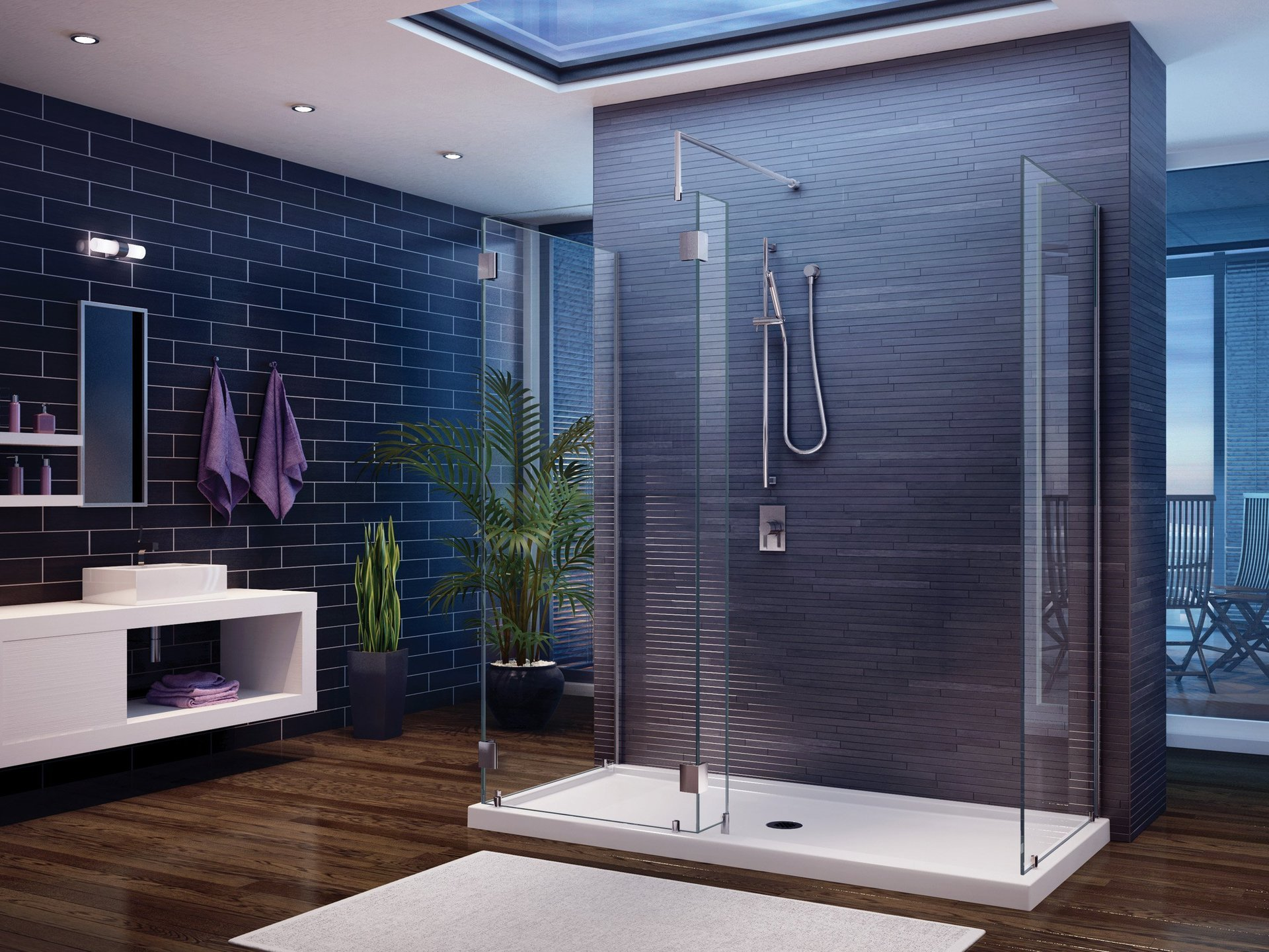 Superior Frameless Showers | Frameless Shower Doors