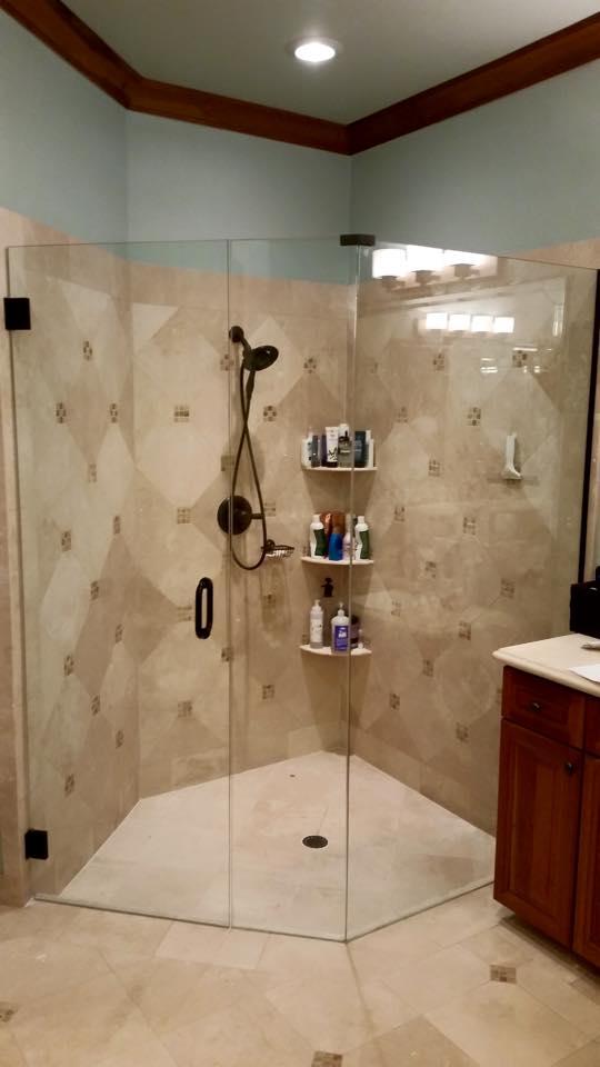 Frameless Shower Doors | #1 Manufacturer of Custom Showers