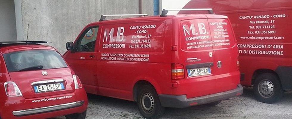 MB COMPRESSORI di BORGHETTO MARCO