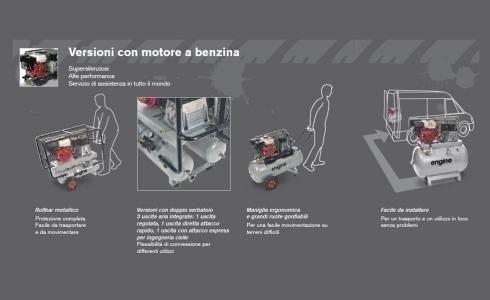 vendita elettrocompressori Lombardia