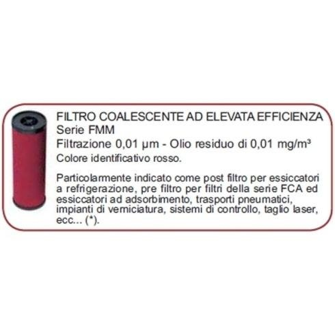 vendita Filtro antipolvere