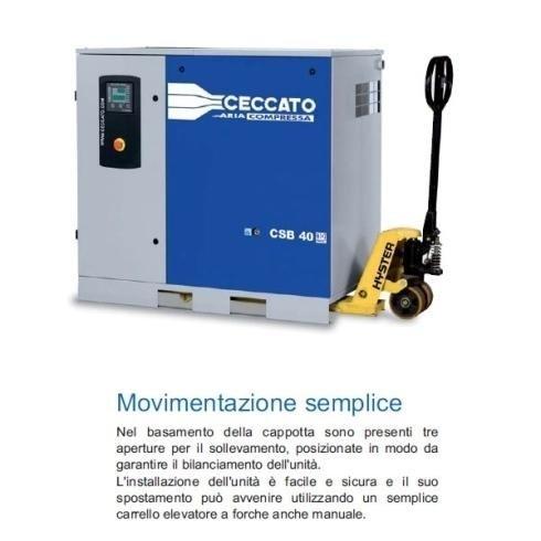 manutenzione compressori rotativi a vite Lombardia