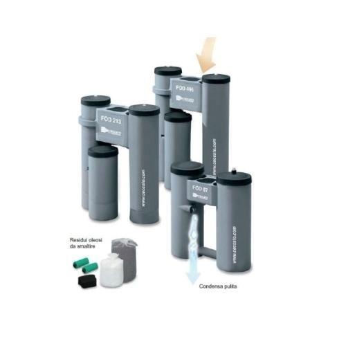 riparazione Separatori acqua-olio