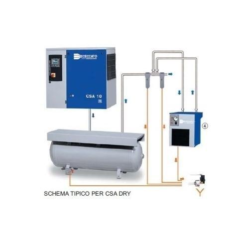 elettrocompressori rotativi a vite Como