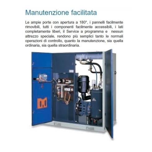 vendita Compressori rotativi a vite CSD