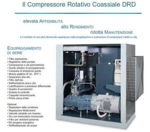 vendita Compressori a velocità variabile IVR