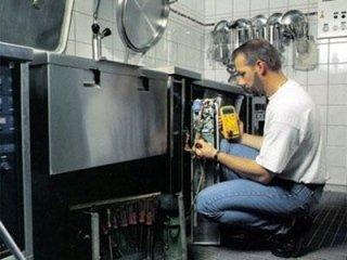 Reparatur professioneller Geräte für den Barbedarf