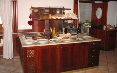 arredamenti per sala colazioni