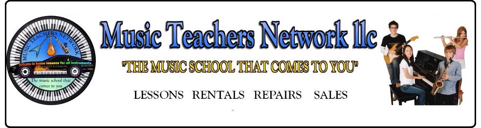 Music Teachers Network llc banner