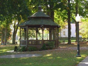 Huntington Center Gazebo