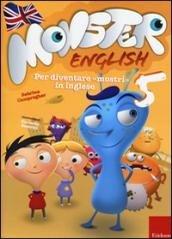 monster english cinque