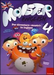 monster english quattro