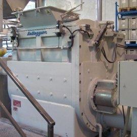Mescolatore chiuso, mescolatore aperto, mescolatore chiuso per silicone