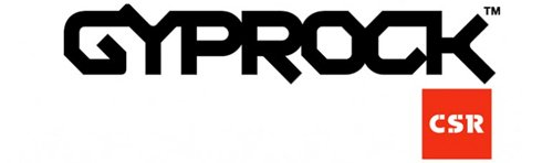 gyprock csr logo